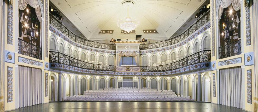 Inselmusik Festival – Concert in Putbus Theater