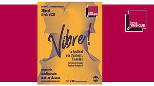 Festival Vibre! Quatuors à Bordeaux