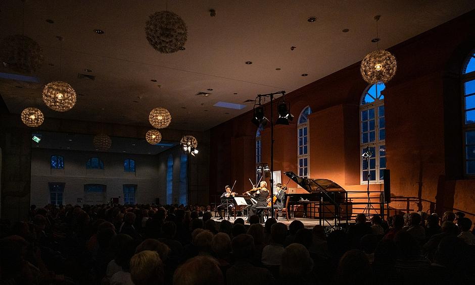 Inselmusik Festival – Concert in Putbus, Marstall